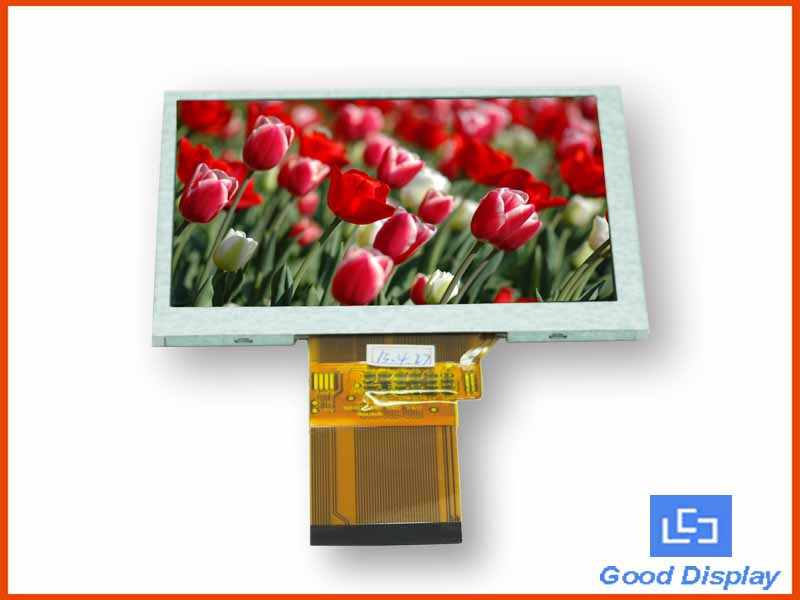 "4"" LCD display - GTM040HS-54D-HY0-A0"