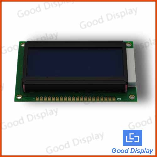 16x4  SPI Character LCD display, YM1604C