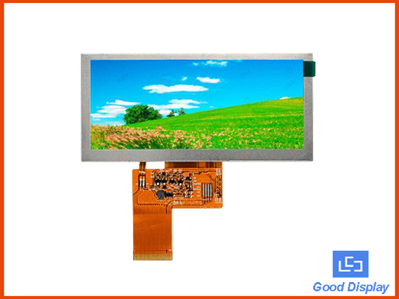 4.6 inch stretched bar TFT LCD panel GDS046TZY37KV