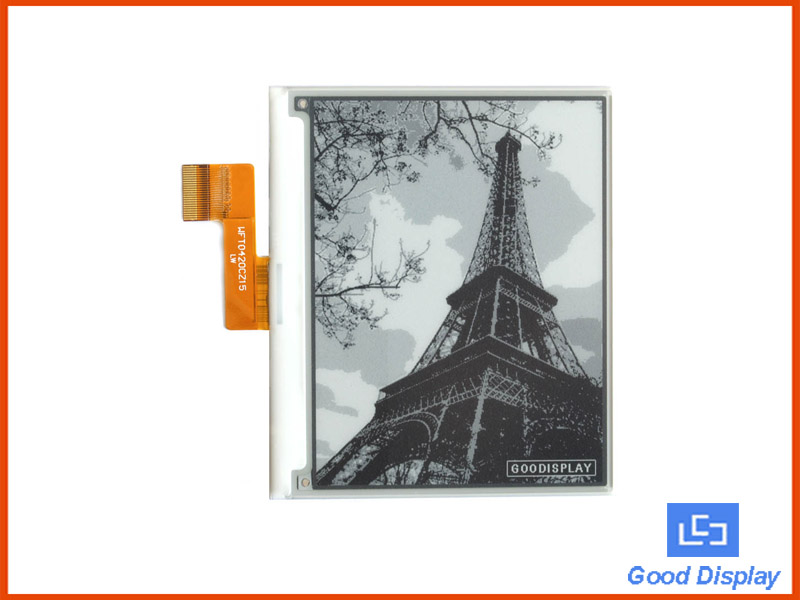 4.2 inch e-paper display 400x300 resolution electronic paper screen 4 grayscale GDEW042T2