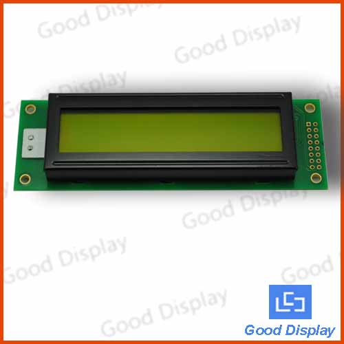 20x2 character lcd module  YM2002A