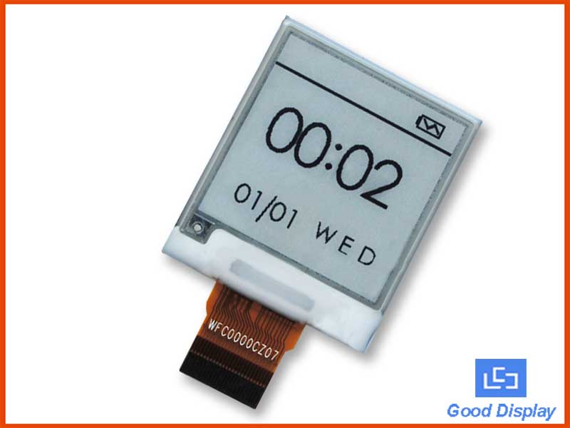 (Out of Stock)1.54 inch e-paper display anti-ultraviolet 200x200 partial update GDEP015OC1