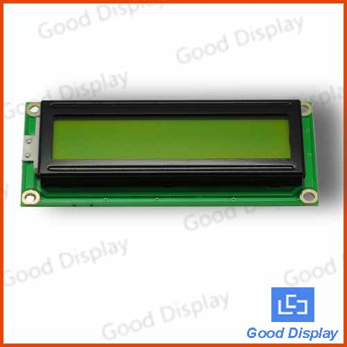 16x2 LCD module with serial interface YM1602M-1