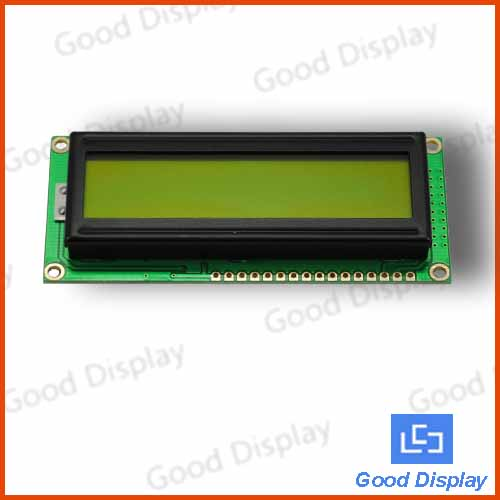 16x1 character LCD module YM1601A