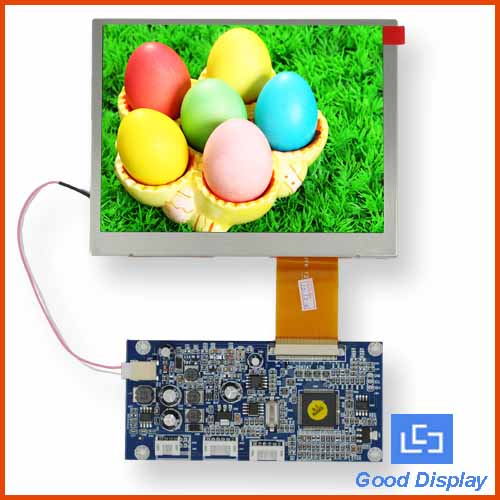 5.6inch Super-bright LCD, GDN-D567AT-GTI056TN52-U