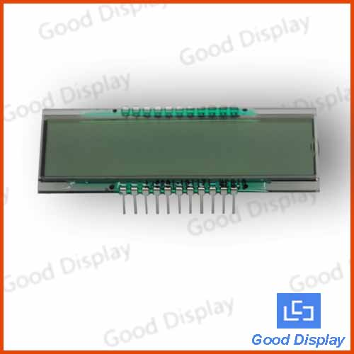 8-digit LCD Panel  EDC103