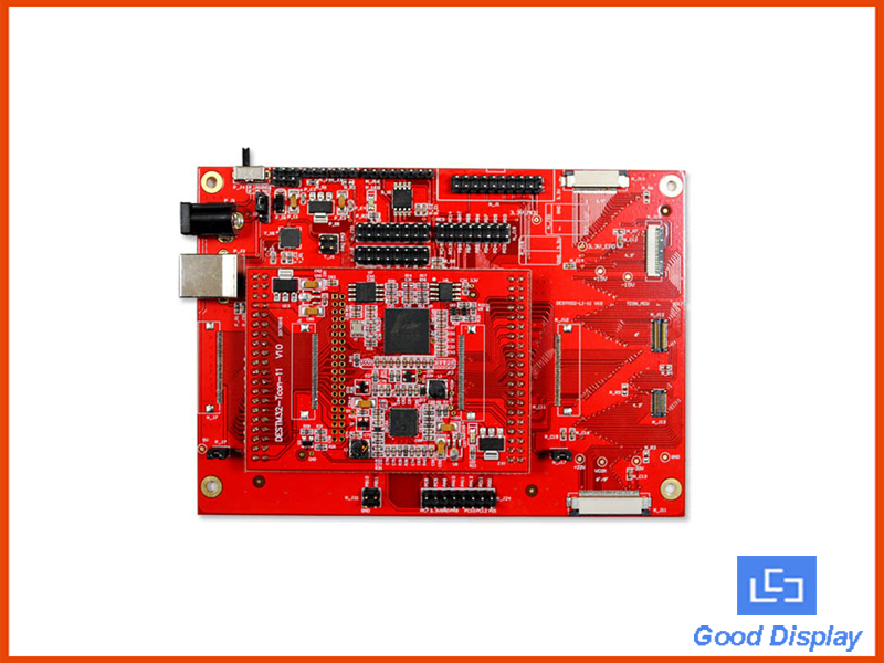 E-paper display kit With Partial Refresh & 16 Grey Level For Parallel Port EPD Panel DESTM32-T