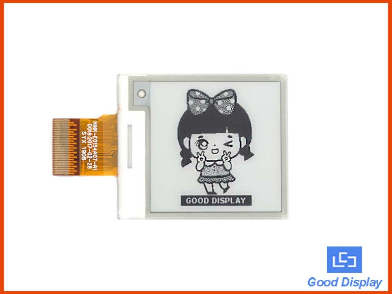 1.54 inch e-paper display module partial refresh E-ink screen panel new GDEH0154D67
