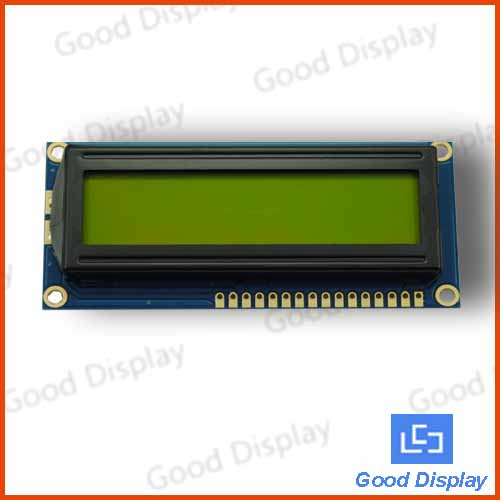 16x2 character lcd display YM1602C