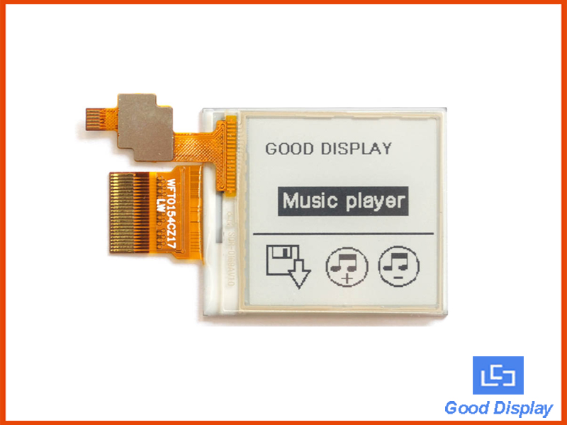 1.54 inch e-paper display module with touch screen partial refresh E-ink screen touch panel GDEW0154T8-T