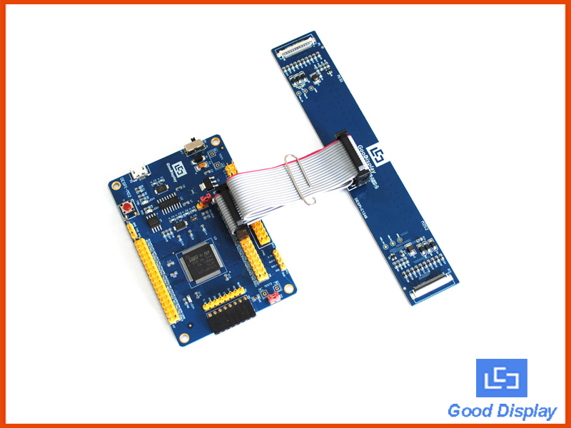 Demo kit driver development board for 12.48 inch e-paper e-ink display module DESPI-1248
