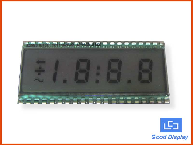 3-1/2 Digits LCD Panel EDS801