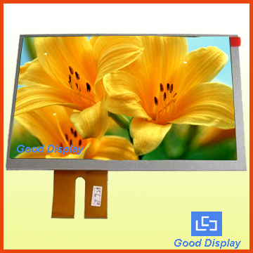 "7"" LCD TFT Display Panel GTI070TN84"