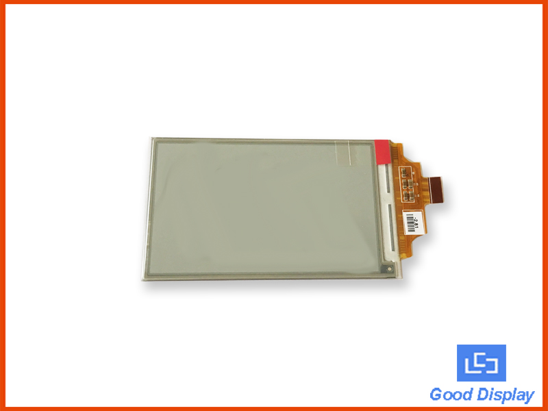 4.3 inch e-paper display 480 x 800 pixels parallel eink display